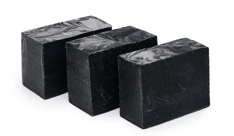 Черное мыло для бани