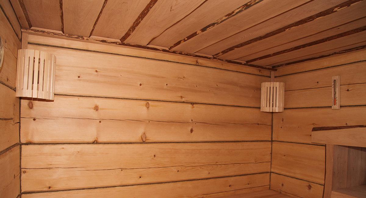 Теплоизоляция бани изнутри
