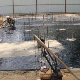 Делаем оклеечную гидроизоляцию
