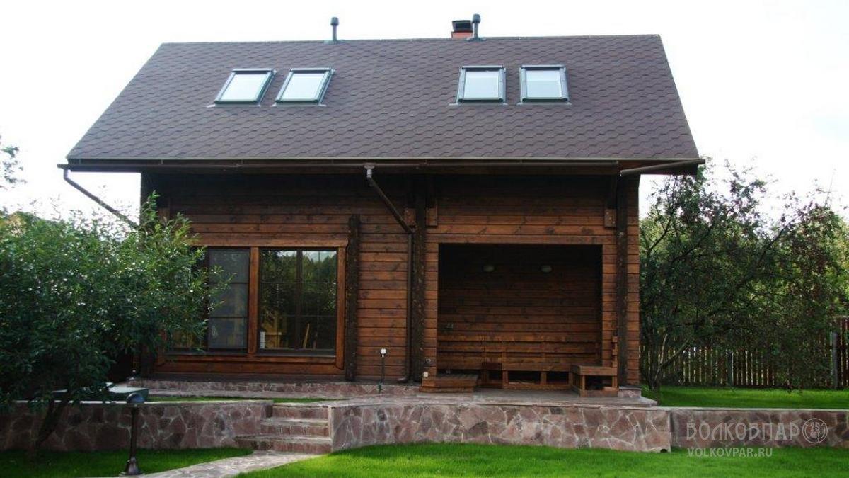 Банный дом в Дедовске
