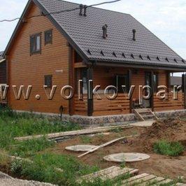 Выполнено утепление и отделка цоколя ранее построенного жилого дома
