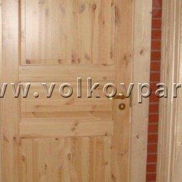 Обналичка межкомнатных дверей