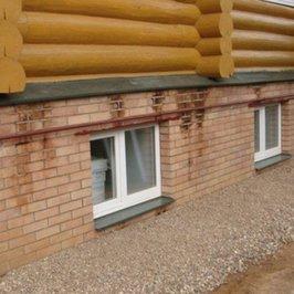 Поставлены металлические отливы на окна