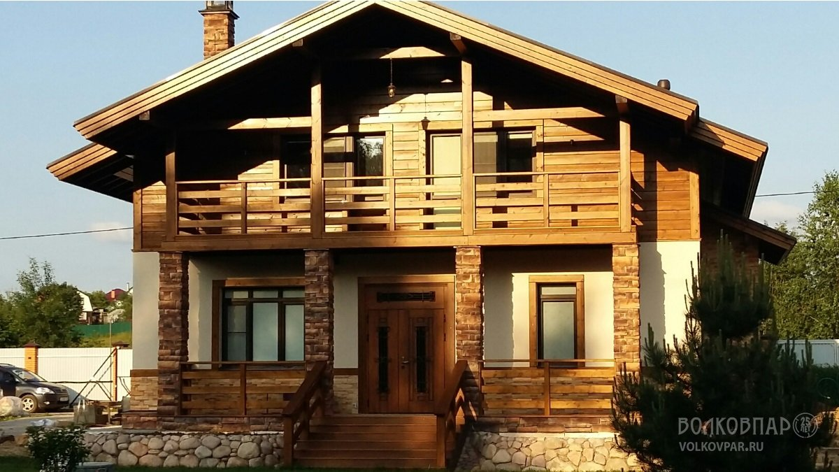 Дом ШАЛЕ в Образцово