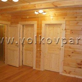 Смонтированы все межкомнатные двери