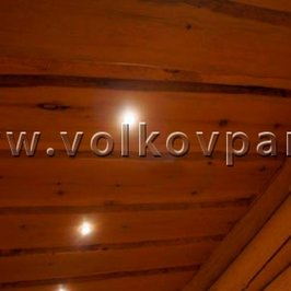 Выполнена подсветка коридора