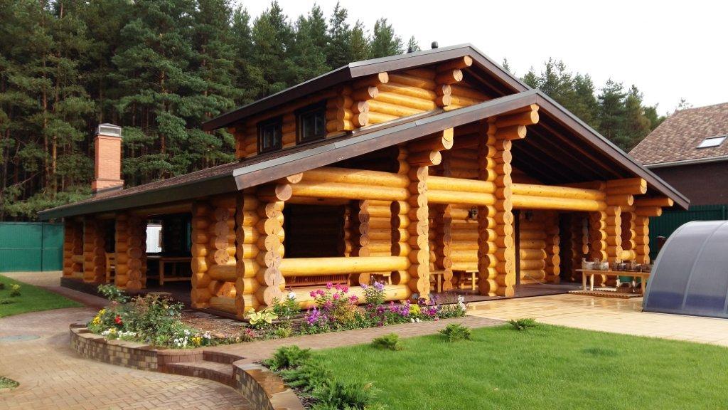 Банный дом в Ярославле