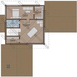 План схема первого этажа