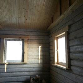 Обналичены окна