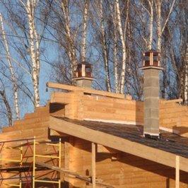 Завершены работы по строительству печных комплексов