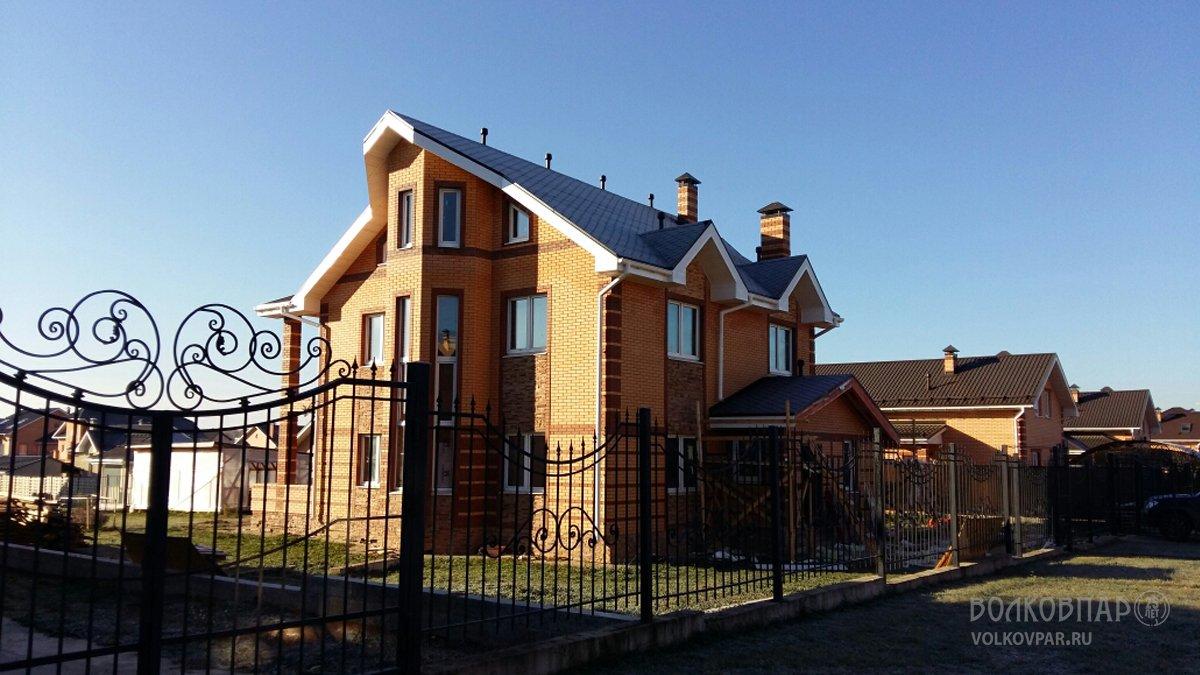 Дом после реконструкции от компании Волковские технологии