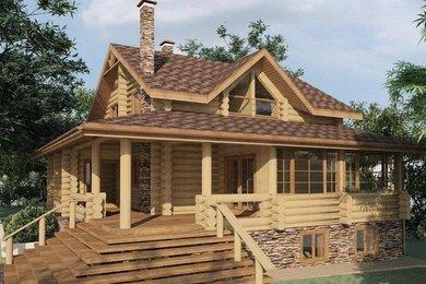 Дом в Тарасовке