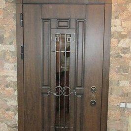 Установка двери из тамбура