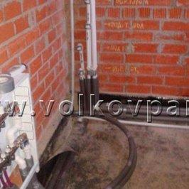 Производим монтаж отопления и водоснабжения