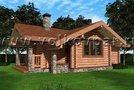 Дом с барбекю в Румянцево